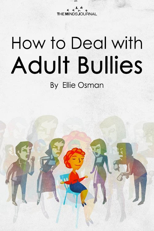 How to Deal with Adult Bullies