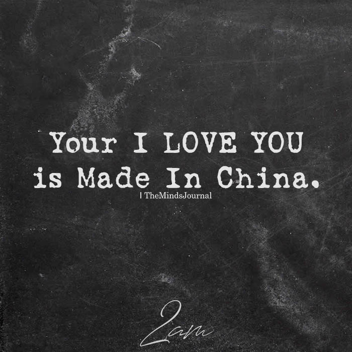 Your I Love You