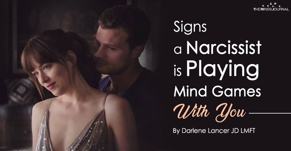 Signs a Narcissist is Playing Mind Games With You