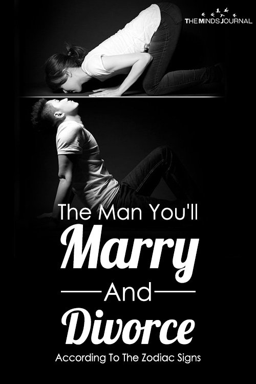 The Man You'll Marry (And Divorce), According To The Zodiac Signs