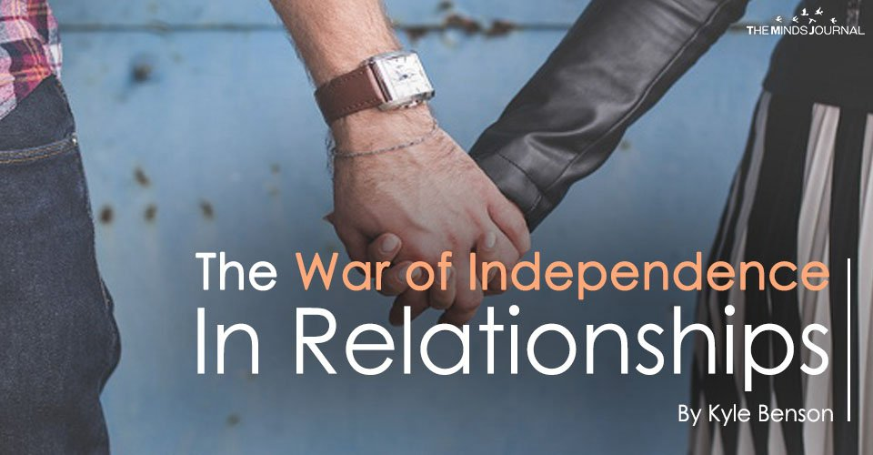 The War of Independence In Relationships