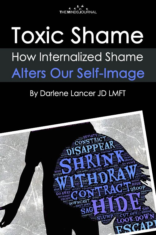 Toxic Shame How Internalized Shame Alters Our Self-Image