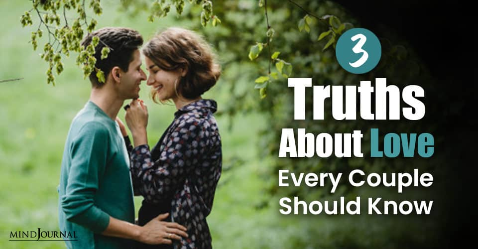 Truths About Love Every Couple Know