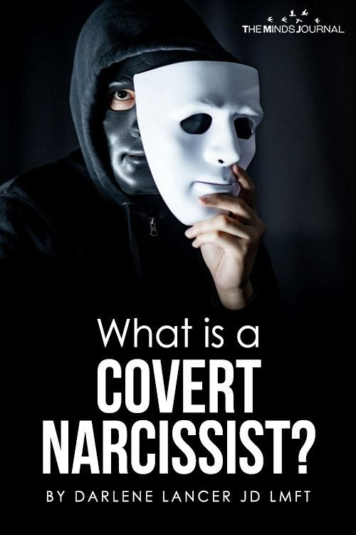 What is a Covert Narcissist