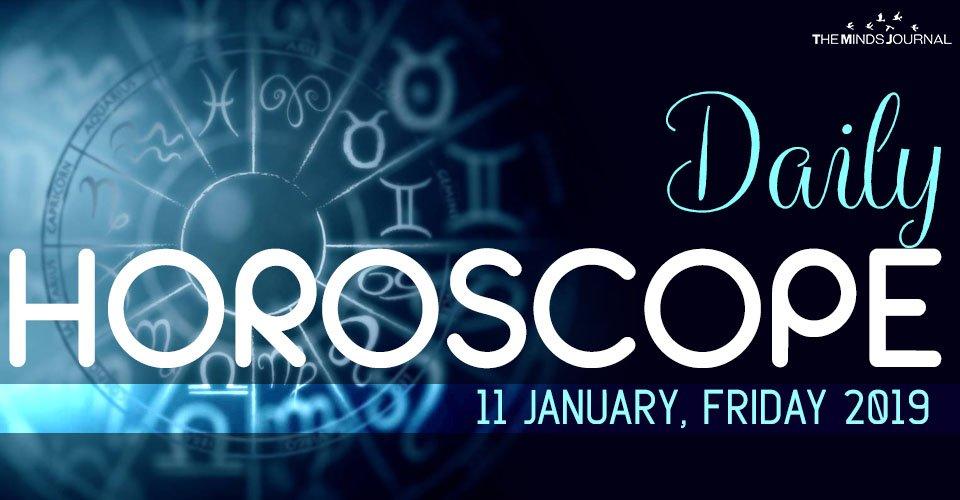 daily horoscope for january 11