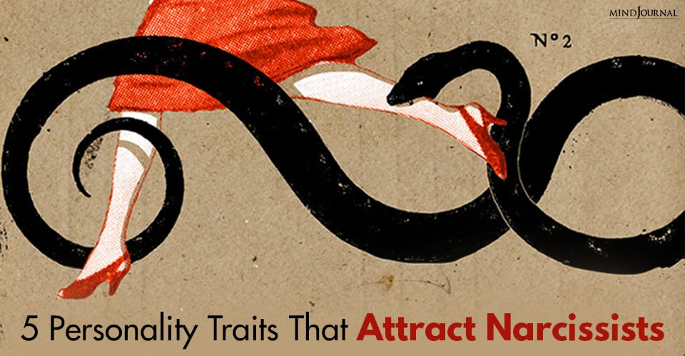 personality traits that attract narcissists