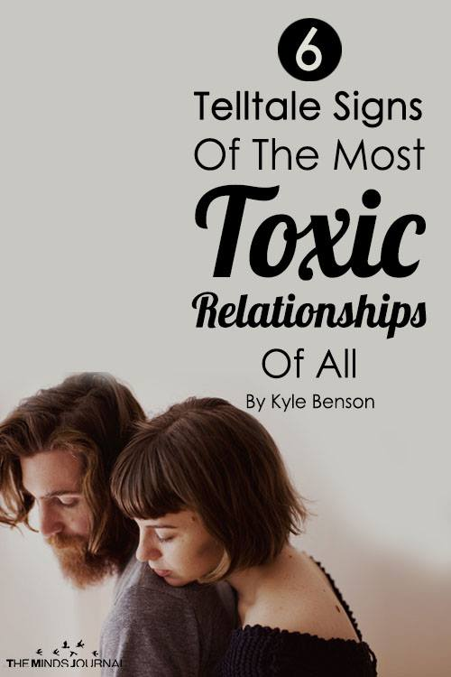 Telltale Signs Of most unhealthy Relationship Of All