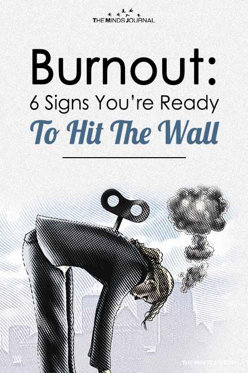 burnout signs