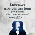 Energies are contagious