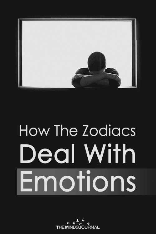 How The Zodiacs Deal With Emotions