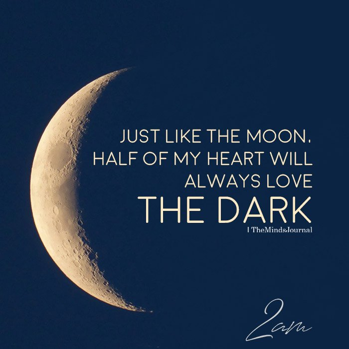 Just Like The Moon