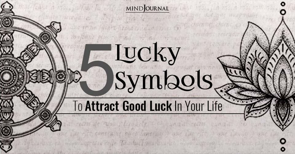 Lucky Symbols Attract Good Luck In Life