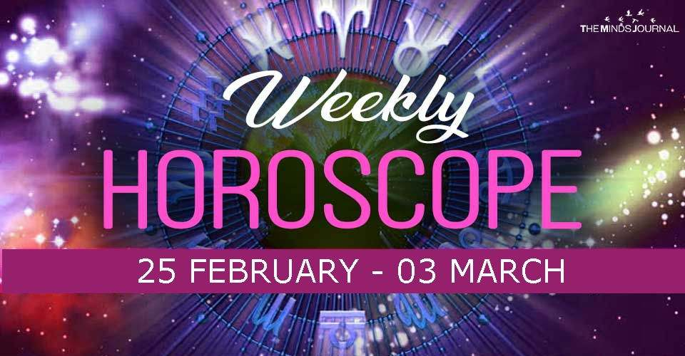Predictions for the New Week, February 25 – March 03, 2019 pin
