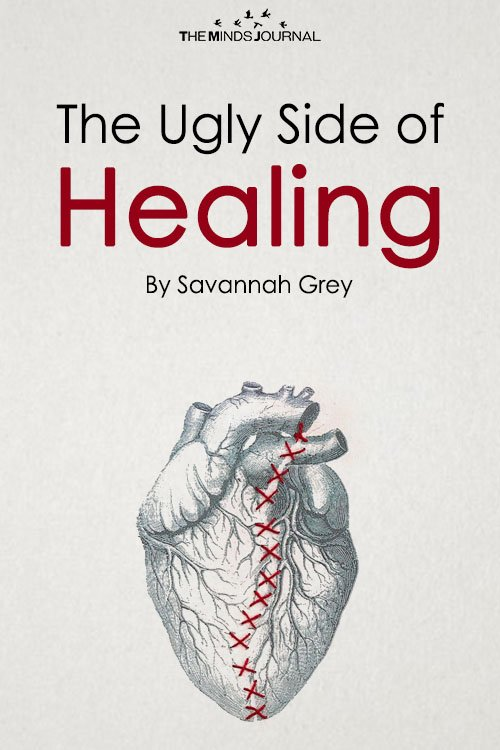 The Ugly Side of Healing
