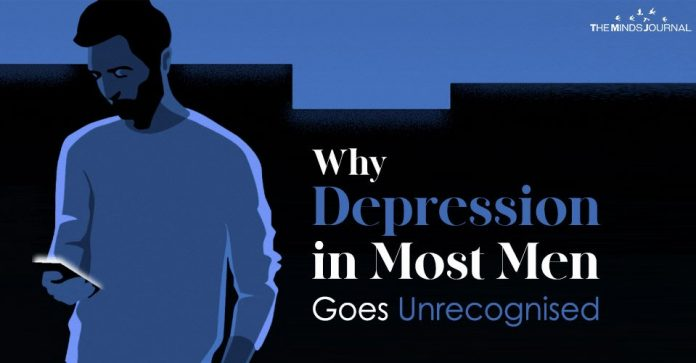 Why Depression in Most Men Go Unrecognised