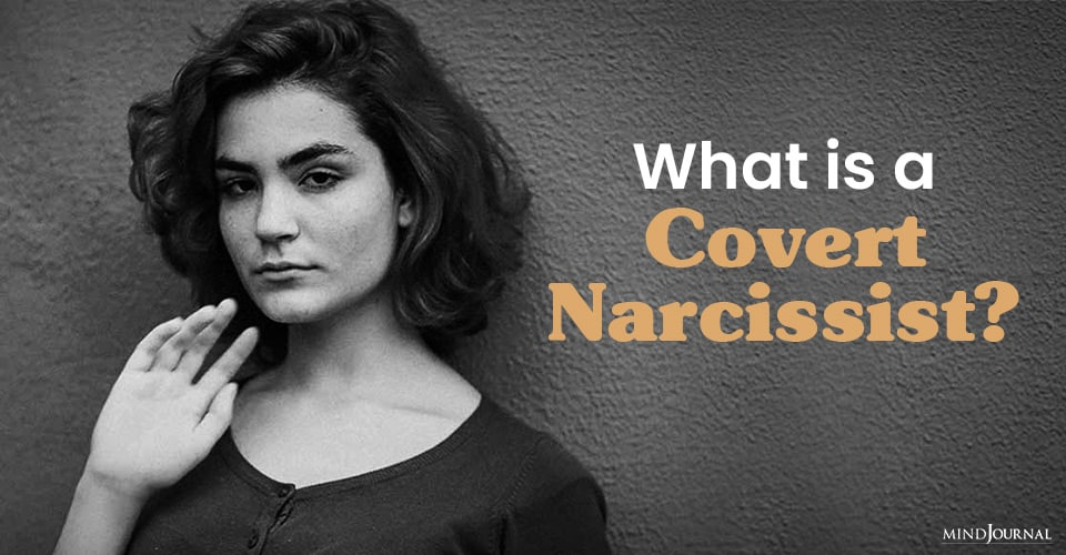 covert narcissist