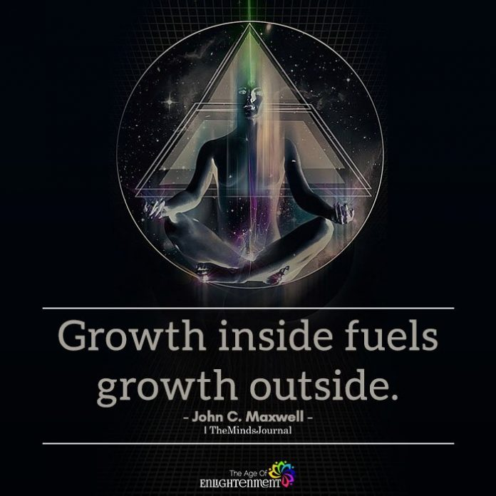 Growth Inside Fuels Growth Outside