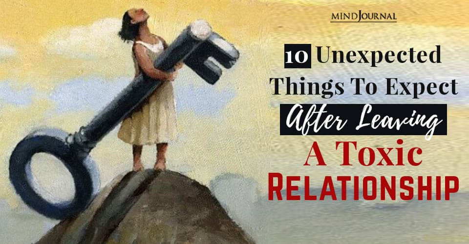 things happen free from toxic relationship