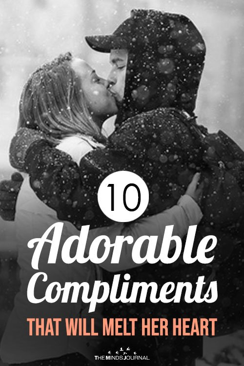 10 Adorable Compliments That Will Melt Her Heart