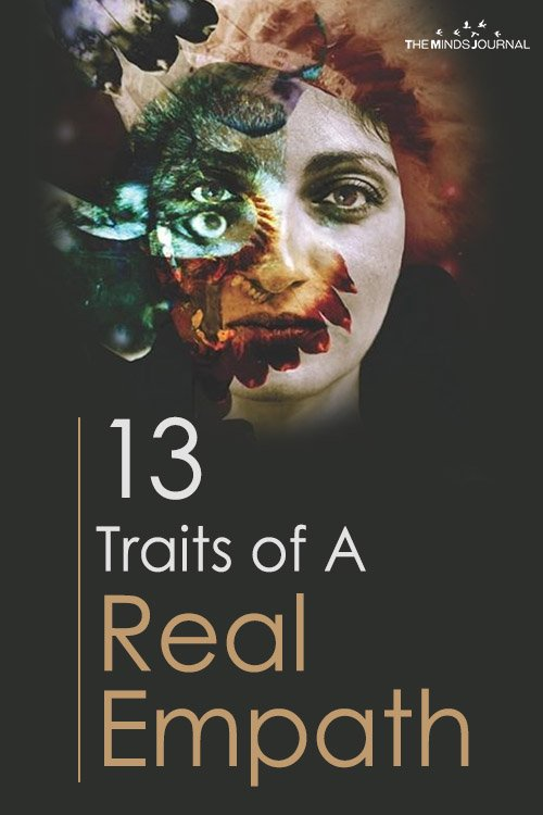 13 Traits Of A Real Empath