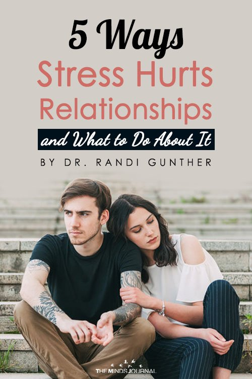 5 Ways Stress Hurts Relationships and What to Do About It