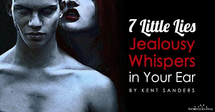 7 Little Lies Jealousy Whispers in Your Ear