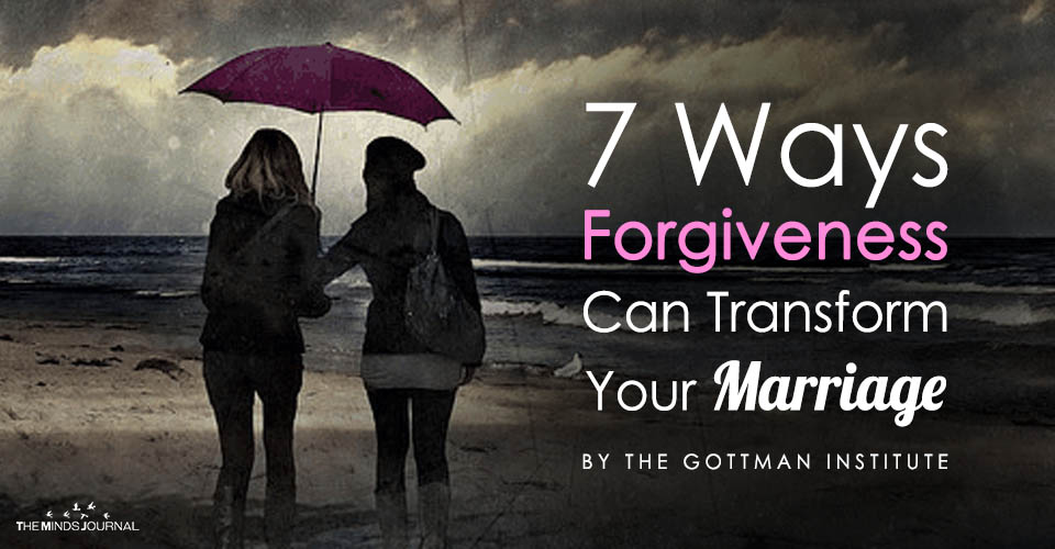 7 Ways Forgiveness Can Transform Your Marriage