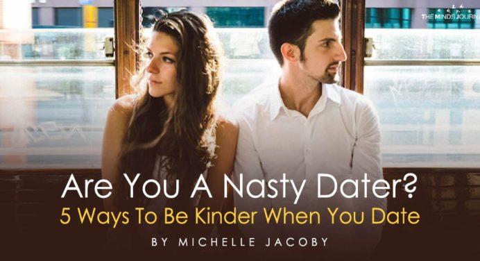 Nasty online dating
