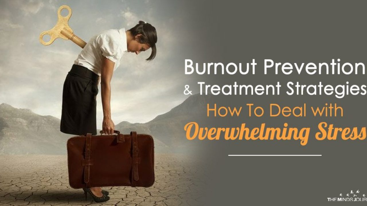 Burnout Prevention and Treatment Strategies