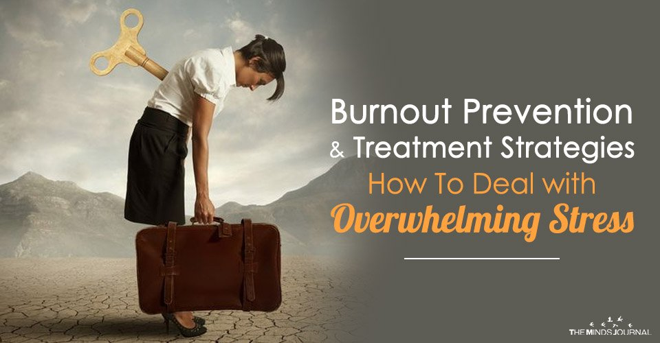 Burnout Prevention and Treatment Strategies How To Deal with Overwhelming Stress