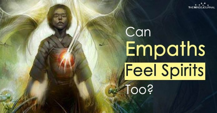 Can Empaths Feel Spirits Too