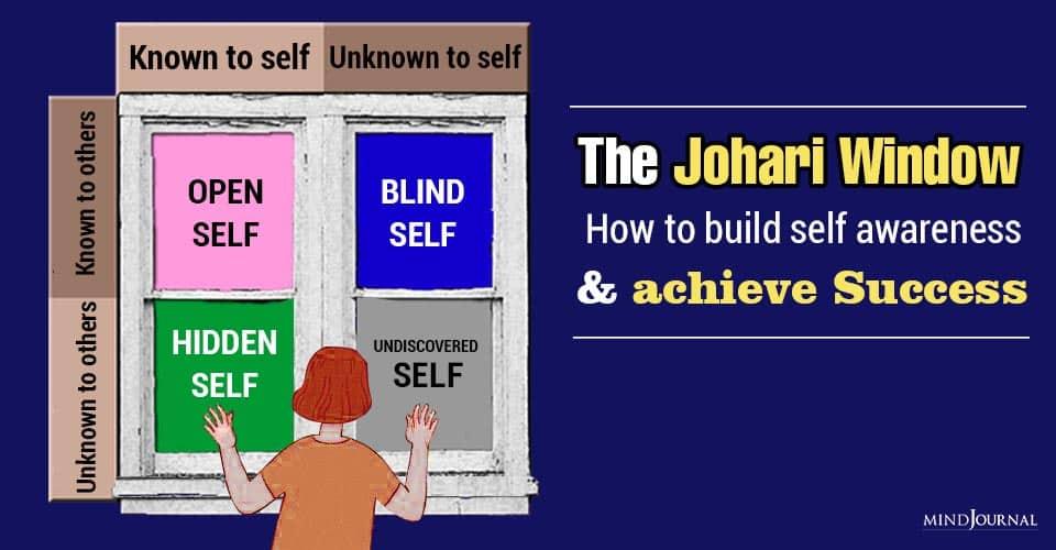 Johari Window How Build Self-Awareness Achieve Success