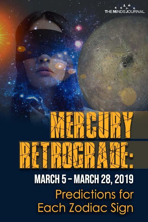 March's Retrograde Mercury