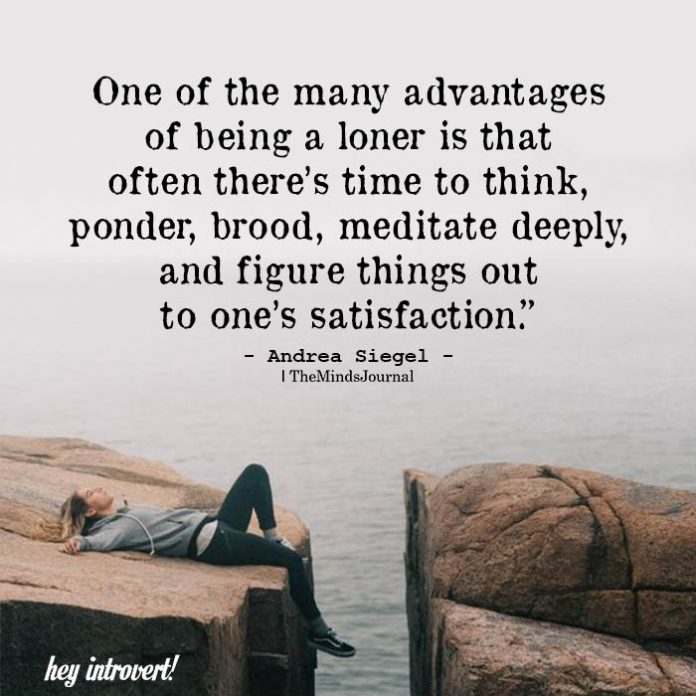 Learn From Loners