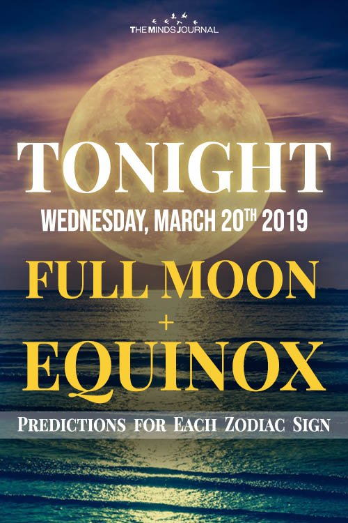 Spring Equinox and Full Moon in Libra