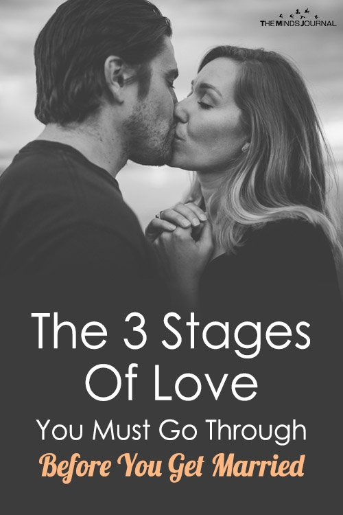 3 Stages Of Love
