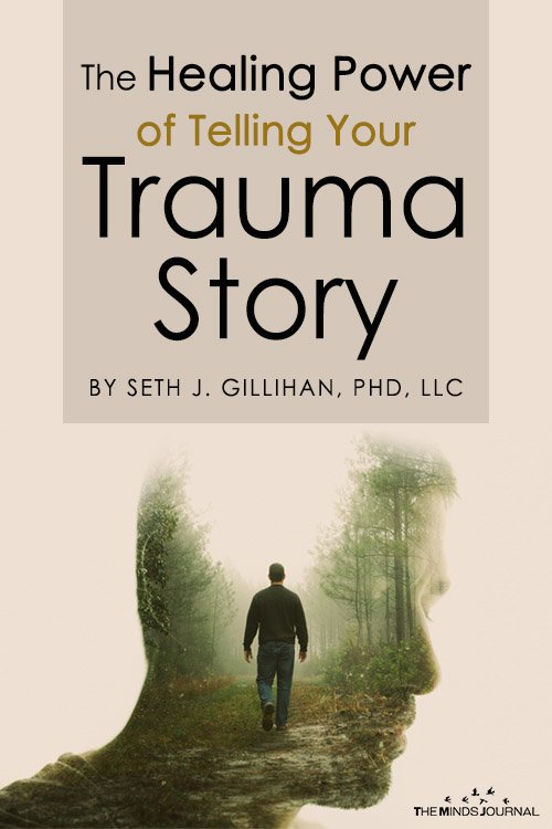 The Healing Power of Telling Your Trauma Story