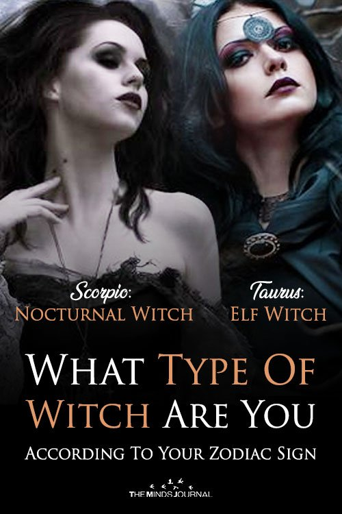 The Type Of Witch Zodiac Sign