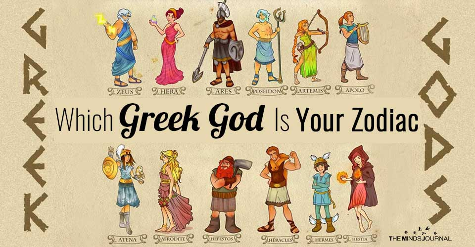 Which Greek God Or Goddess Is Your Zodiac Sign