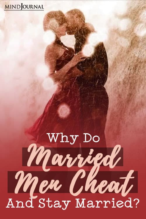 Why Married Men Cheat Stay Married Pin