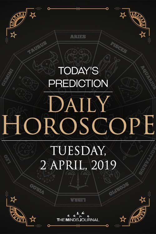 Your Daily Predictions for Monday, April 2, 2019 pinterest