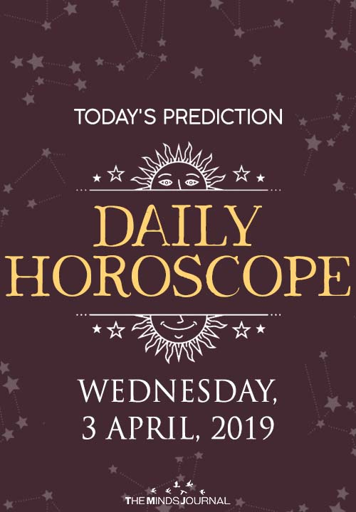 Your Daily Predictions for Tuesday, April 3, 2019 pinterest