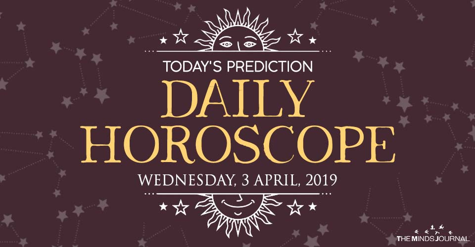 Your Daily Predictions for Tuesday, April 3, 2019