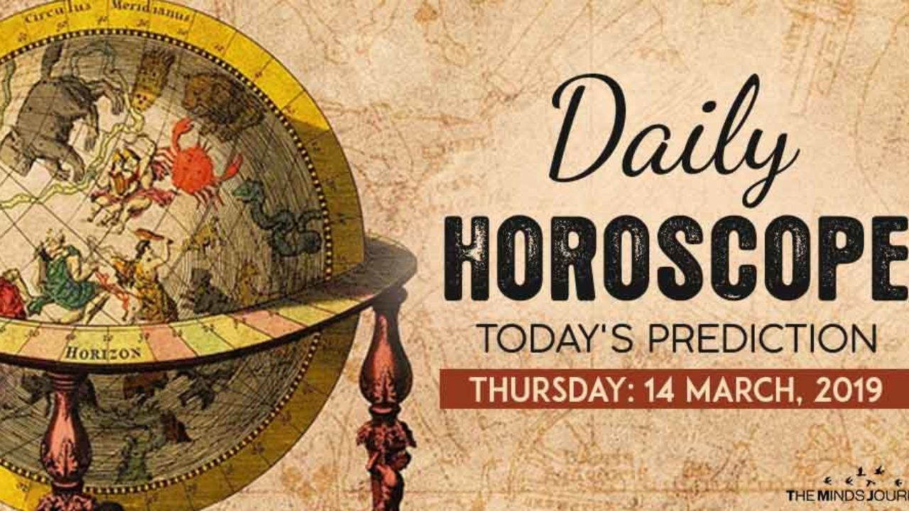14 march horoscope daily