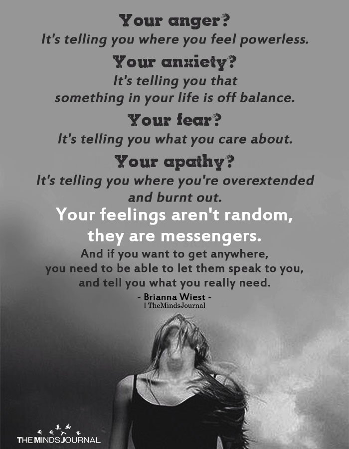 Your Anger? It's Telling You Where You Feel Powerless