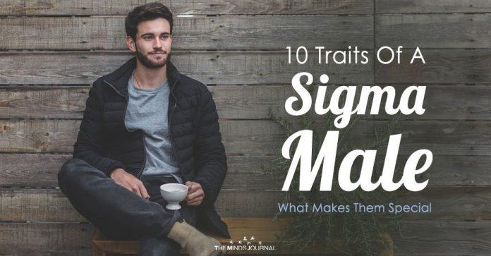 10 Traits Of A Sigma Male
