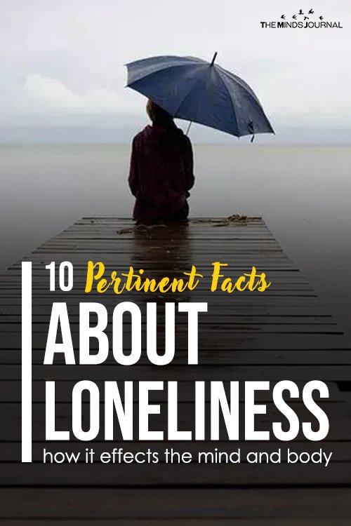 10 pertinent facts about loneliness