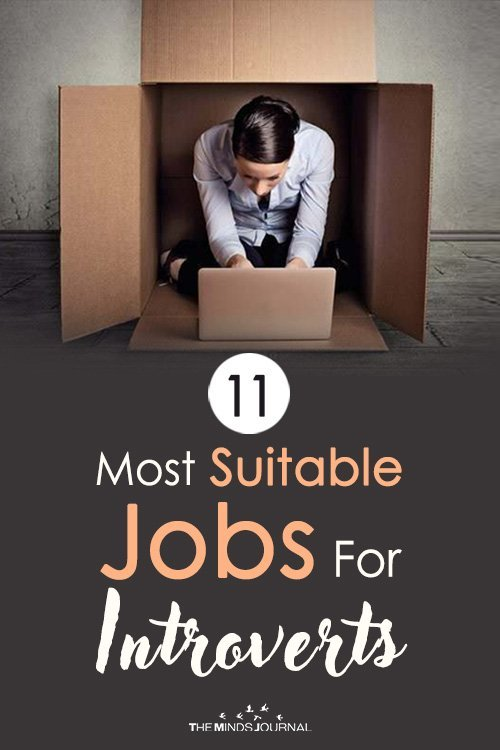 11 Most Suitable Jobs for Introverts
