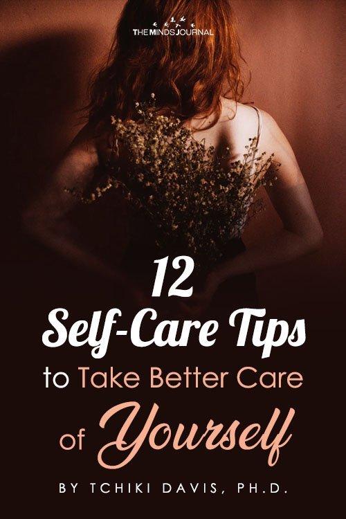 12 Self-Care Tips