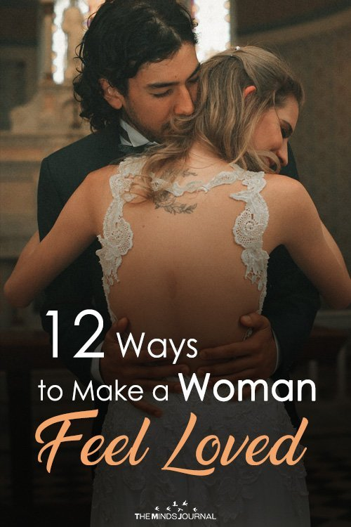 12 Ways to Make a Woman Feel Loved